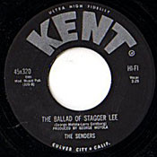 SENDERS - BALLAD OF STAGGER LEE