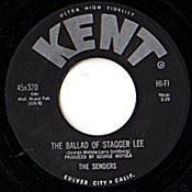 SENDERS - BALLAD OF STAGGER LEE