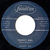 SMOKEY JOE - PERFECT GIRL