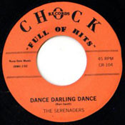 SERENADERS - DANCE DARLING DANCE