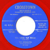 SOCIALITES - THE KING TUT ROCK