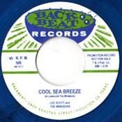 LEE SCOTT AND WINDSORS - COOL SEA BREEZE