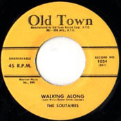 SOLITAIRES - WALKING ALONG