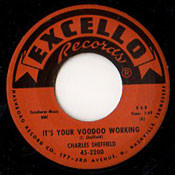 CHARLES SHEFFIELD - IT'S YOUR VOODOO WORKING