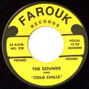 SOUNDS - COLD CHILLS