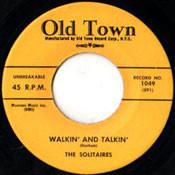 SOLITAIRES - WALKIN' AND TALKIN'