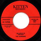 SUPREMES - MARGIE