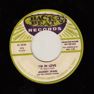 JOHNNY SPAIN - I'M IN LOVE