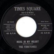 TIMETONES - HERE IN MY HEART