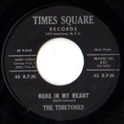 TIMETONES - HERE IN MY HEART
