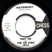 TINY TIP AND TIP TOPS - MATRIMONY