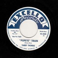 TABBY THOMAS - POPEYE TRAIN