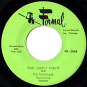 TRINIDADS - ONE LONELY NIGHT