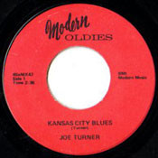 JOE TURNER - KANSAS CITY BLUES