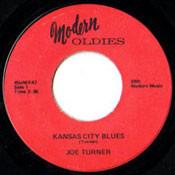 JOE TURNER - KANSAS CITY BLUES