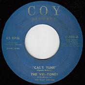 VEL-TONES - CALS TUNE