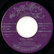 VIBRANAIRES - DOLL FACE/ OOH, I FEEL SO GOOD