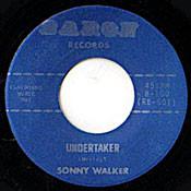 SONNY WALKER - UNDERTAKER