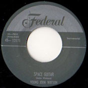 WATSON • YOUNG JOHN WATSON - SPACE GUITAR