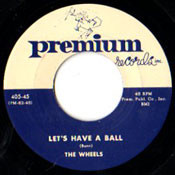 WHEELS - LET'S HAVE A BALL