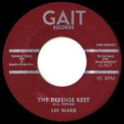 LEE WARD - THE DEFENSE REST