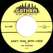 WHISPERS - DON'T FOOL WITH LIZZIE