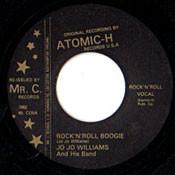 JO JO WILLIAMS - ROCK AND ROLL BOOGIE