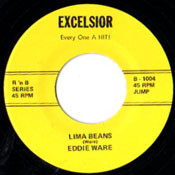 EDDY WARE - LIMA BEANS