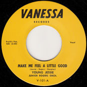 YOUNG JESSIE - MAKE ME FEEL A LITTLE GOOD