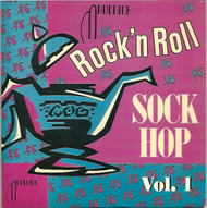 ROCK AND ROLL SOCK HOP - VARIOUS ARTISTS