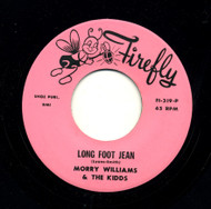 MORRY WILLIAMS AND KIDDS - LONG FOOT JEAN