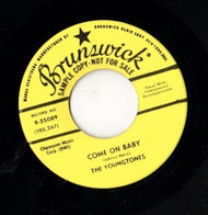 YOUNGTONES - COME ON BABY
