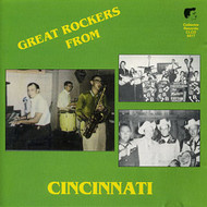 GREAT ROCKERS FROM CINCINNATI (CD)