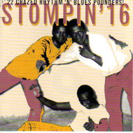 STOMPIN' VOL. 16 (CD)