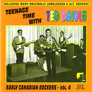 TED DAIGLE - TEENAGE TIME WITH TED DAIGLE