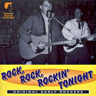 ROCK, ROCK, ROCKIN' TONIGHT (CD)