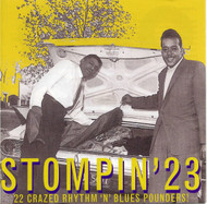 STOMPIN' VOL. 23 (CD)