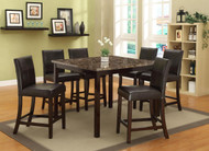 Pompei Counter Height Group