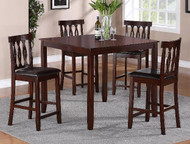 Soledad 5 PC Counter Height Group