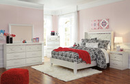 Dreamur Champagne 5 Pc. Full Bedroom Collection