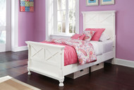 Kaslyn Twin Panel Bed