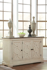 Bolanburg Two-tone Dining Room Server