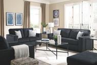 Altari Slate Sofa, Loveseat, Chair & Ottoman