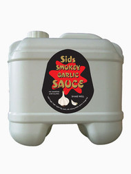 Sids Smokey Garlic Sauce (10% Sugar) 5 lt