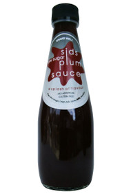 Sids Low Sugar Plum Sauce (2% Sugar) 300 ml
