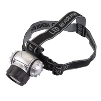 Silverline LED Krypton Head Lamp