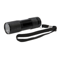 Silverline LED Black Light UV Torch