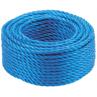 Blue Polypropylene Rope 220m Coil