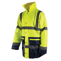 Silverline Hi-Vis Two-Tone Jacket Class 3