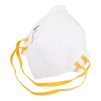 Silverline Fold Flat Face Masks FFP1 NR - Pack of 50